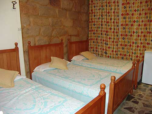 Pension Al Koura Triple room